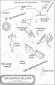 Bastion Islands