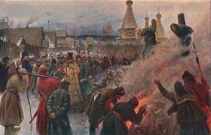 Taylach Burning